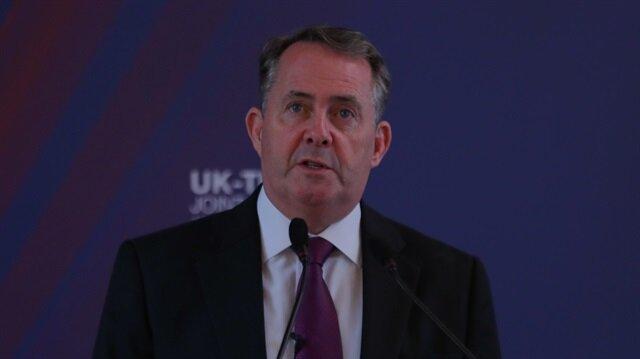 وزير التجارة الدولية البريطاني، ليام فوكس