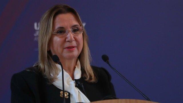 وزيرة التجارة التركية، روهصار بكجان