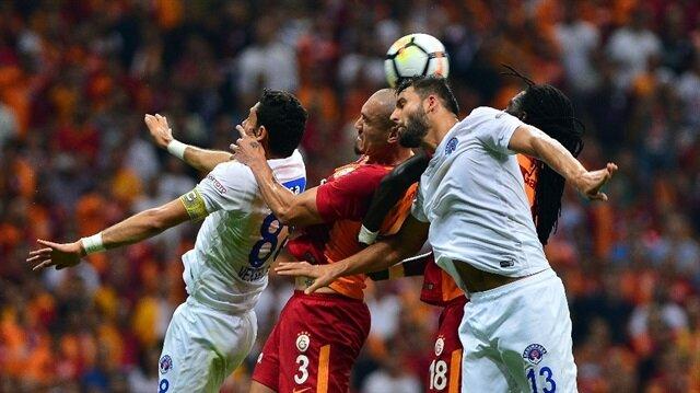 Süper Lig'de Galatasaray ile Kasımpaşa karşı karşıya geliyor.