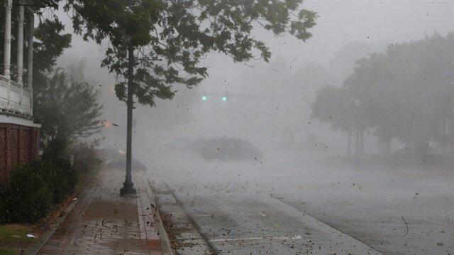 Yaklaşan felaket: Florence kasırgası