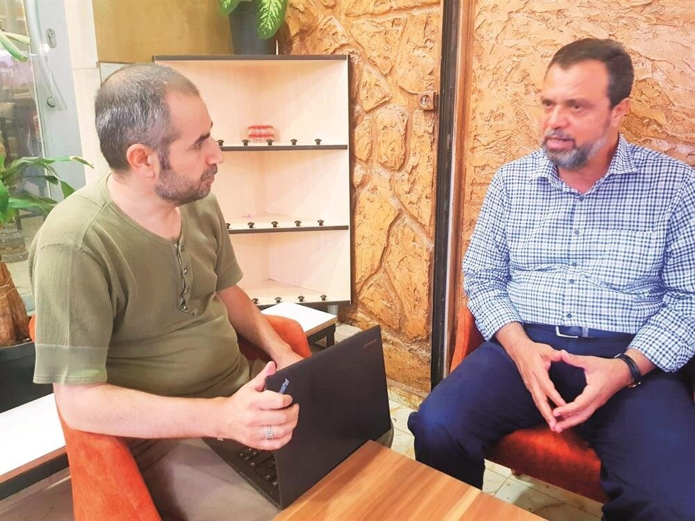 Interview with Syrian General Fouad Suad