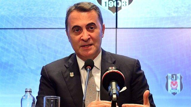 Fikret Orman sponsorluk anlaşması için düzenlenen imza töreninde konuştu.