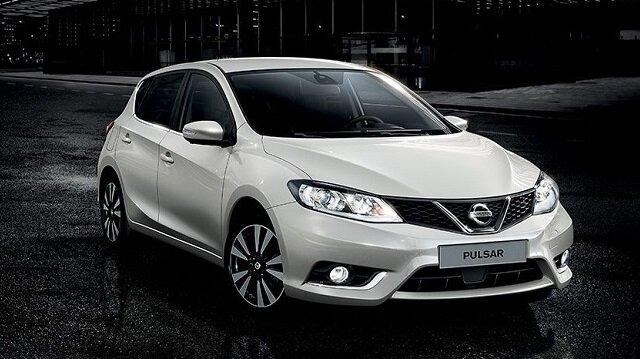 Nissan Pulsar, ülkemizde de satışı gerçekleşen bir model.