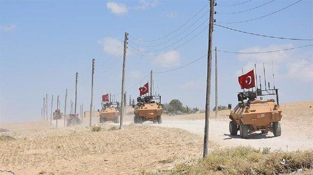 القوات التركية تسيّر دورية جديدة في منبج السورية
