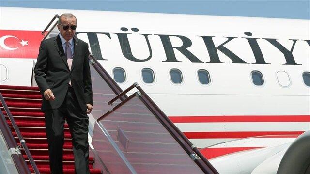 Başkan Erdoğan'ın Azerbaycan'a resmi bir ziyarette bulunacağı öğrenildi.