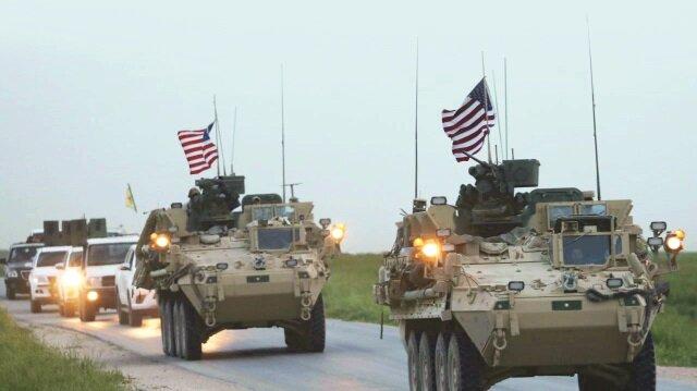 ABD, Suriye'de müttefiki terör örgütü PKK/PYD işgalindeki alanlarda yeni karakol ve üsler kurarak askeri varlığını güçlendiriyor