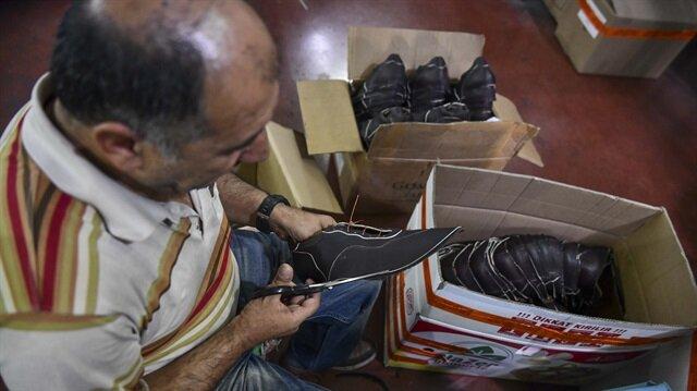 Gaziantepli ayakkabıcılar TİM desteğiyle dünya pazarına açılmak istiyor.