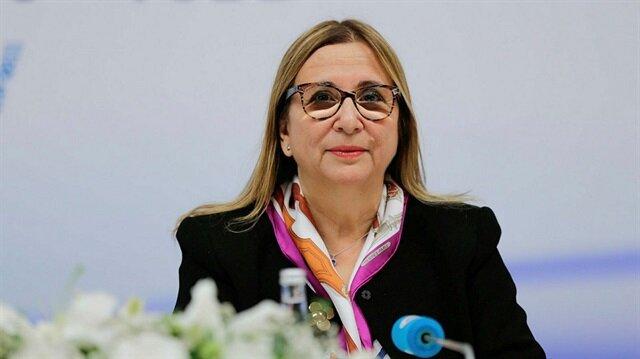 وزيرة التجارة التركية تبحث مع مفوض أوروبي العلاقات الثنائية