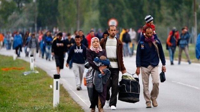 15 ألف شخص طلبوا اللجوء في ألمانيا الشهر الماضي