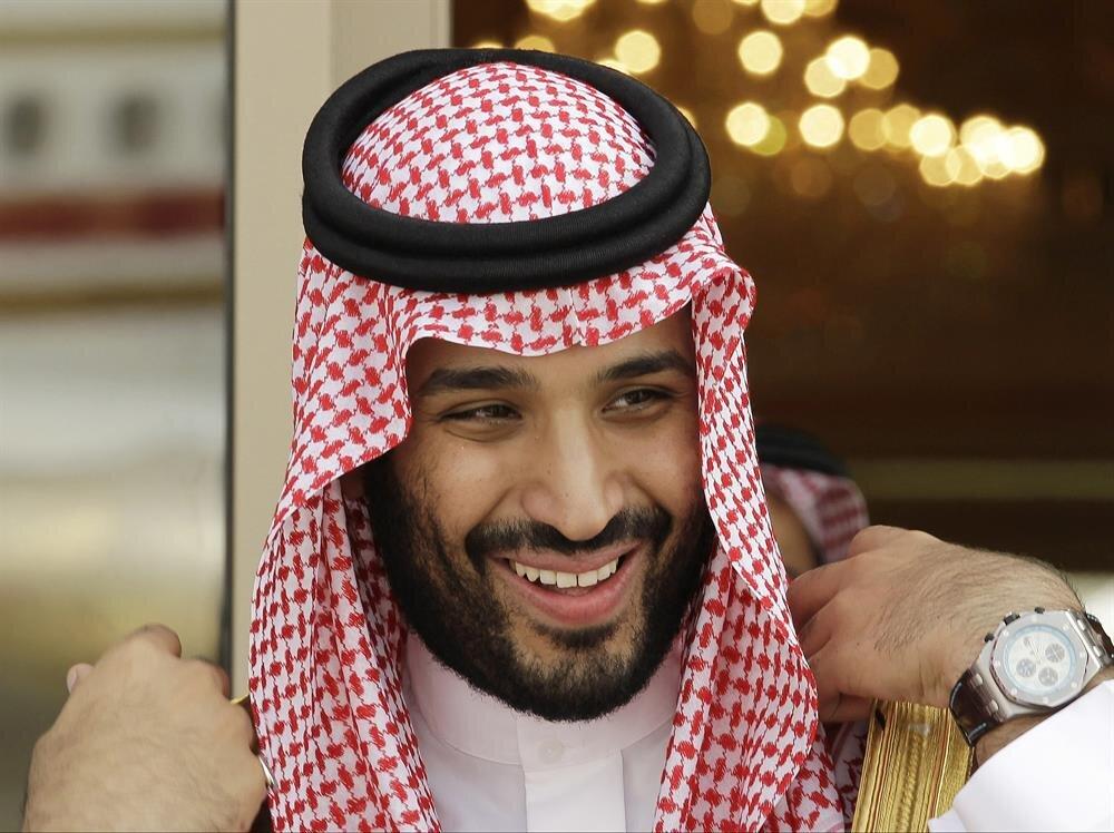 Muhammed bin Selman, 1985 doğumlu.