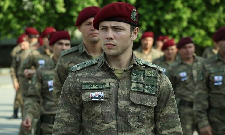 Asker dizileri