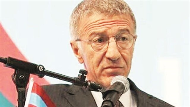 Trabzonspor Başkanı Ahmet Ağaoğlu