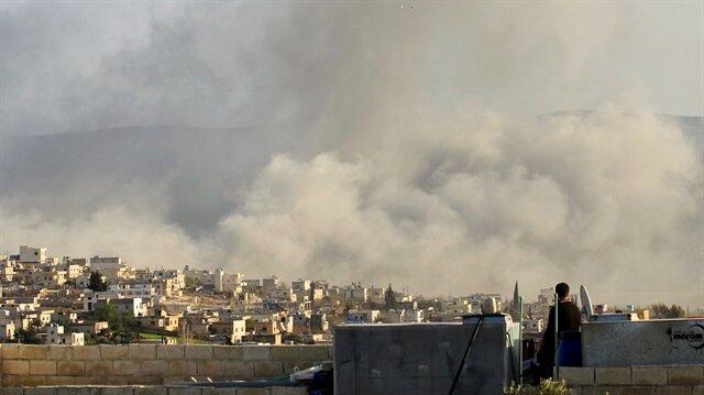 Rusya İdlib'de insani koridor oluşturacağını açıkladı.