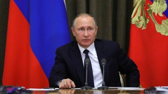 الكرملين: بوتين يبحث مستجدات إدلب بمجلس الأمن الروسي