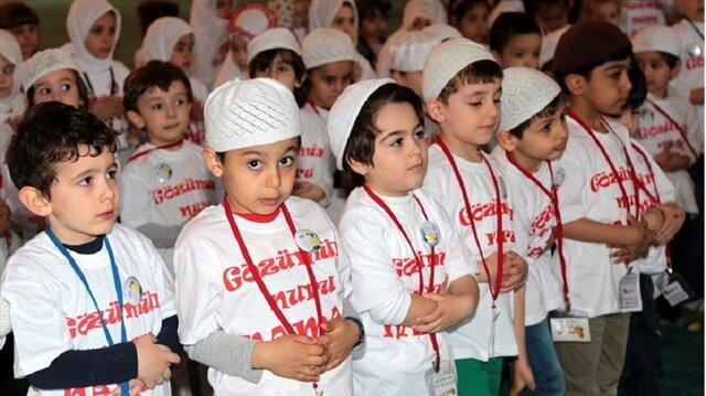بلدية تركية تكافئ 520 طفلًا واظبوا على صلاة الفجر بالمساجد والصورة تعبيرية