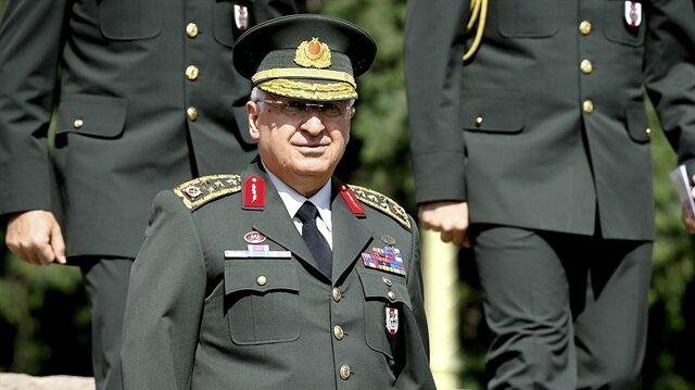 Genelkurmay Başkanı'na 'İdlib' brifingi