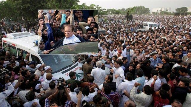 Gülsüm Navaz binlerce Pakistanlı tarafından uğurlandı
