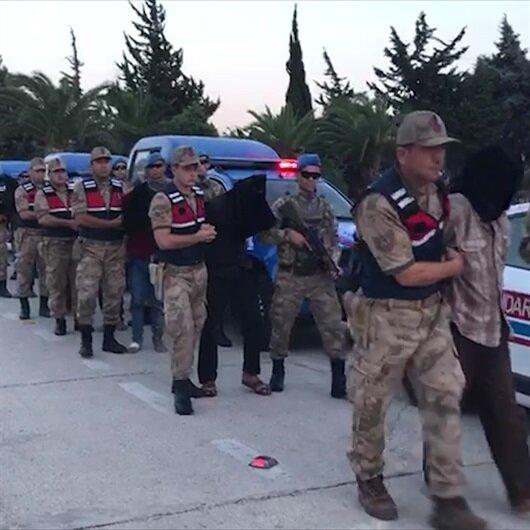 MİT'ten Suriye'de bir operasyon daha: 9 kişilik terörist paketlendi
