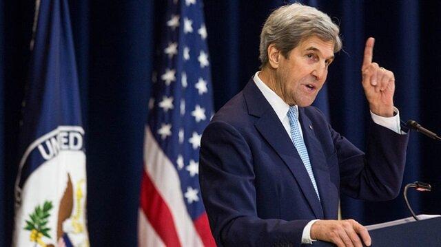 ABD eski Dışişleri Bakanı John Kerry