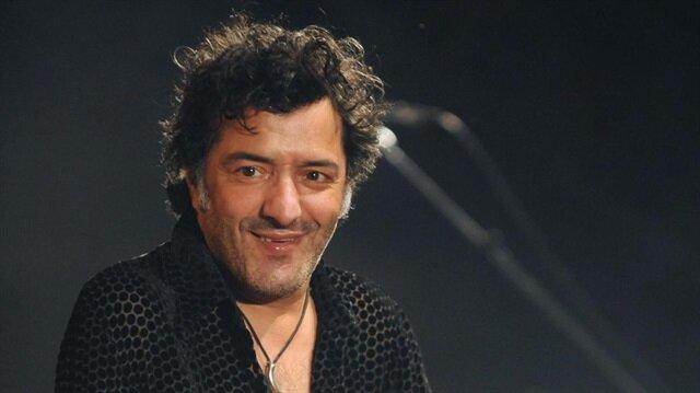 Cezayir asıllı şarkıcı Rachid Taha