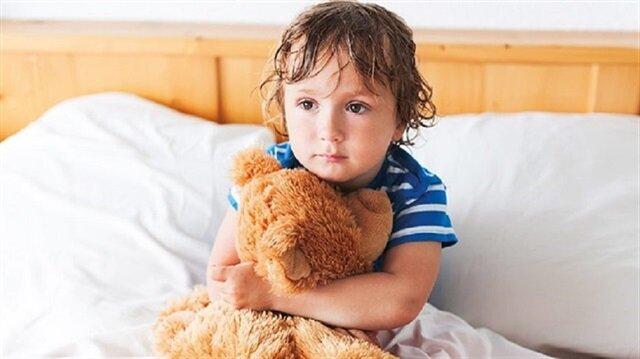 Çocuklarda gece terlemesi lenfoma belirtisi olabilir