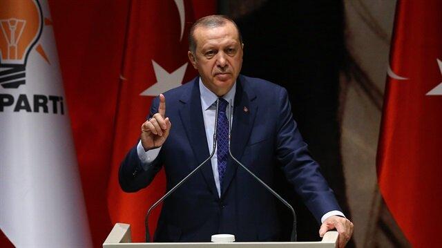 Başkan Erdoğan, AK Parti İl Başkanları ile bir araya geldi.