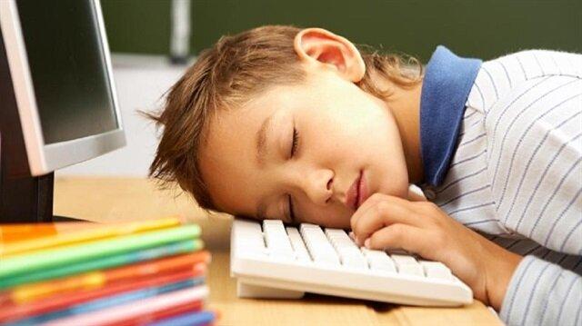 Çocuklarda uykusuzluk öğrenme becerisini azaltıyor