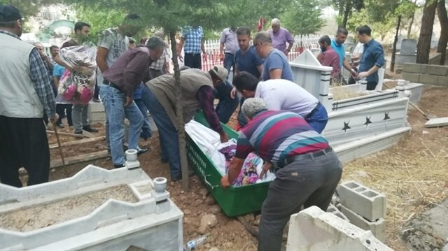 Cenazeler karışınca mezar açıldı.