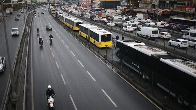 İstanbul'da toplu ulaşıma yönelik önemli karar
