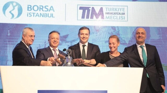 TİM İhracat Endeksi Borsa İstanbul'da işlem görmeye başladı