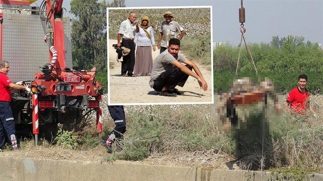 Adana'da kayıp olarak aranan kişinin cesedi bulundu