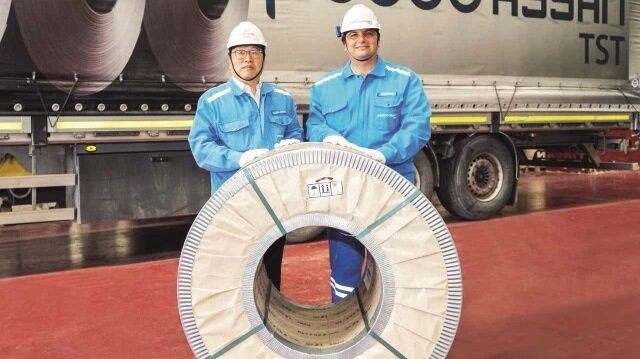 Haeik Jeong, şirketin Türkiye ekonomisine önemli faydalar sağladığını söyledi.