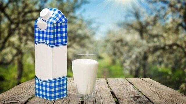 Ambalajlı sütlerde garanti belgesi ambalajın kendisidir.