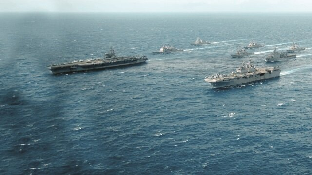 ABD donanmasını İsrail'de bekleyen sürpriz