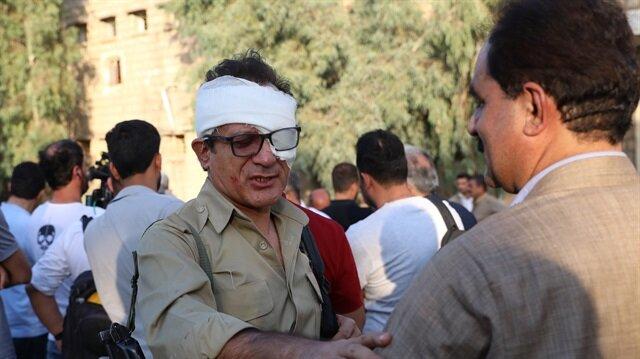 Kampa düzenlenen saldırıda, 16 kişi öldü, 40 kişi yaralandı.