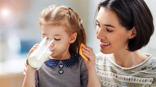 Çocuklar daha çok protein tüketmeli