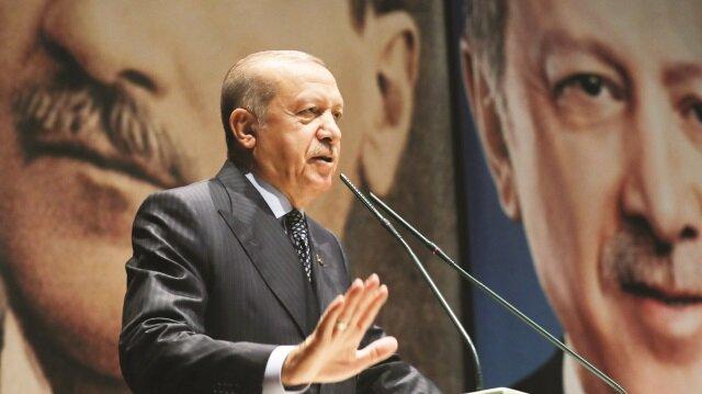 Cumhurbaşkanı Erdoğan, Merkez Bankası'nın faiz artırma kararına çok sert çıktı.