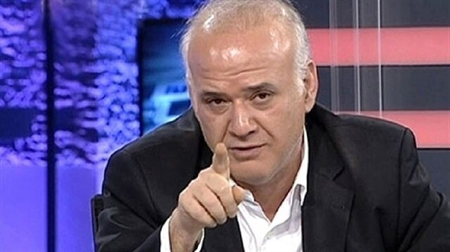 FIFA kokartlı eski hakem Ahmet Çakar.