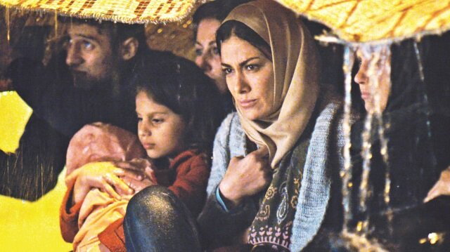 Dün vizyona giren Misafir filminde Suriyeli göçmenlerin yaşadığı acılar küçük bir kız çocuğunun gözünden anlatılıyor.