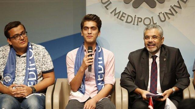 Dereceye giren öğrencilerin adresi olan İstanbul Medipol Üniversitesi başarısını bu yıl da tekrarladı