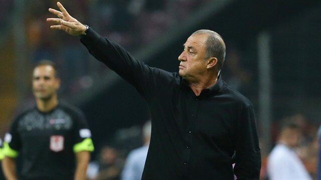 Galatasaray Teknik Direktörü Fatih Terim.