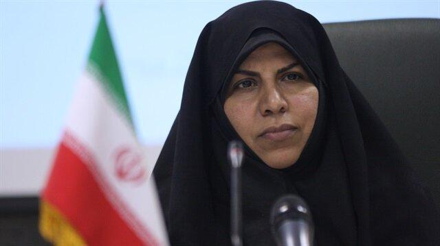 İran eski Cumhurbaşkanı Ali Ekber Haşimi Rafsancani'nin kızı Faize Haşimi