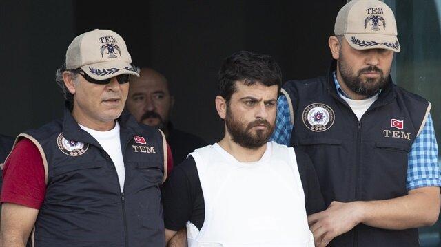 Terörist Yusuf Nazik, MİT'in çok özel bir operasyonuyla Lazkiye'de yakalanmış ve Türkiye'ye getirilmişti.