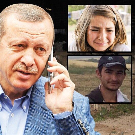 Cumhurbaşkanı Erdoğan aradı Umut Ali Türkiye'ye dönüyor