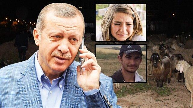 Cumhurbaşkanı Erdoğan, Umut Ali için devreye girdi