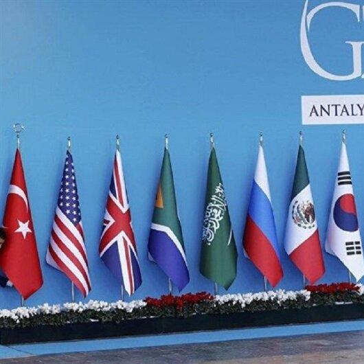 """مجموعة العشرين تدعو لـ """"إصلاحات عاجلة"""" بمنظمة التجارة العالمية"""