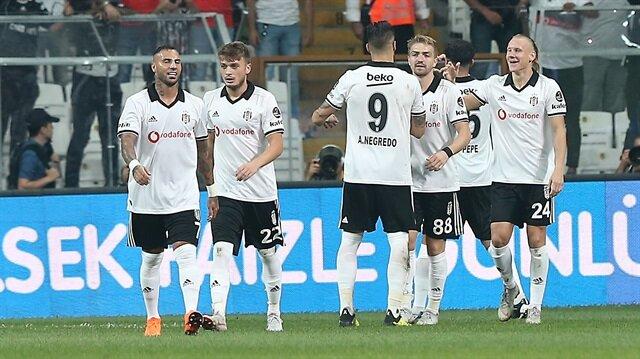 Beşiktaş, 2 hafta aradan sonra ligde kazanmayı başardı.