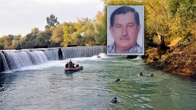 Antalya'da oğlunun boğulma tehlikesi geçirdiğini gören baba, çocuğunu kurtardı ancak kendi boğuldu.