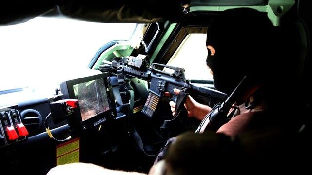 Giresun'da güvenlik güçlerini operasyonları devam ediyor