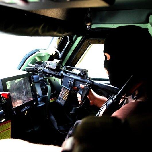 PKK'nın yaşadığı büyük şok telsizde: Bir anda karşımıza çıktılar